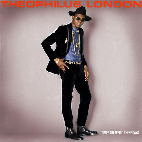 Theophilus London I Stand Alone
