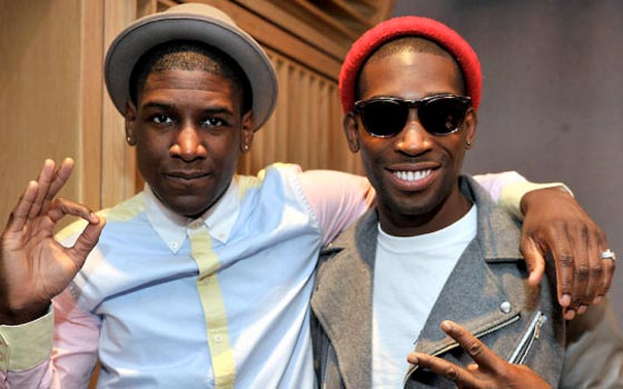 Labrinth Live Lounge