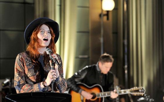 Florence The Machine Live Lounge 2011