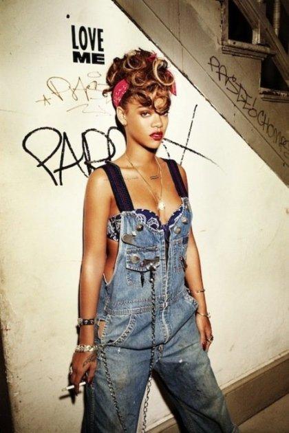 Rihanna We Found Love Star Slinger Refix