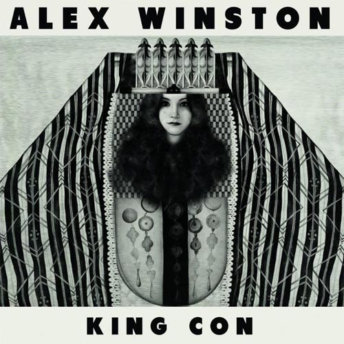 Alex Winston Fire Ant King Con