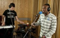 Chiddy Bang Live Lounge