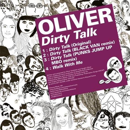 Oliver Dirty Talk
