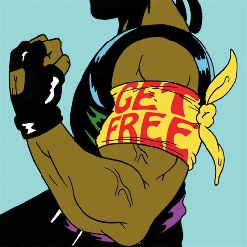 Major Lazer Get Free Best Songs of 2012