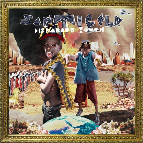 Santigold Disperate Youth Switch Remix