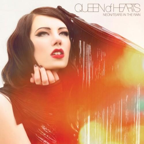 Queen of Hearts Neon
