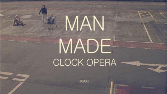 Clock Opera Man Made BretonLABS Remix