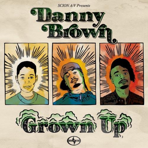 Danny Brown Grown Up