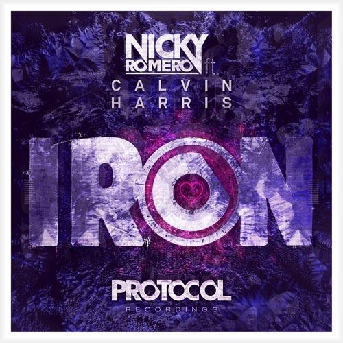 Nicky Romero Calvin Harris Iron