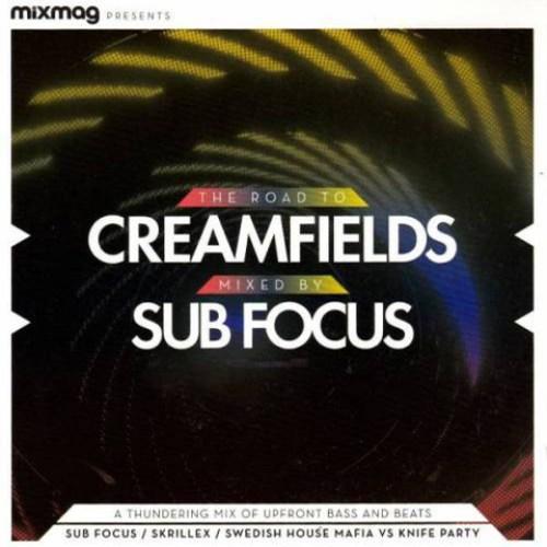 Sub Focus Creamfields