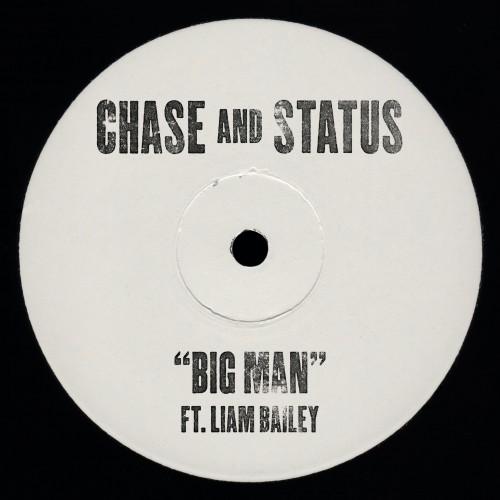 Chase & Status Big Man Artwork