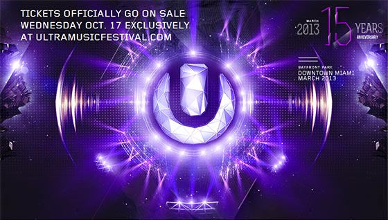 Ultra Music Festival 2013 Tickets