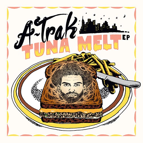 ATrak Tuna Melt EP
