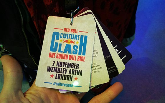 Red Bull Culture Clash 2012 Review