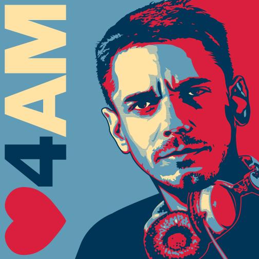 DJ AM EA Sports