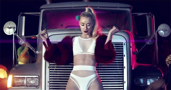 Iggy Azalea Work Official Music Video