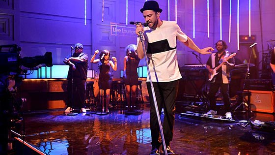 Justin Timberlake Live Lounge