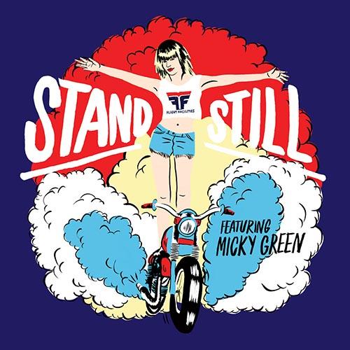 Flight Facilities - Stand Still feat. Micky Green