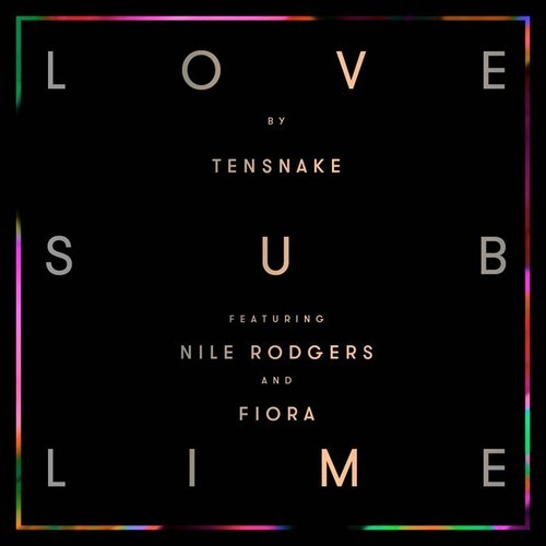 Tensnake Love Sublime