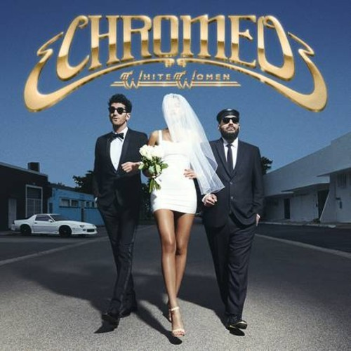 Chromeo White WOmen