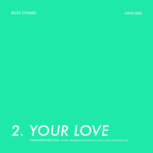 Russ Chimes - Your Love