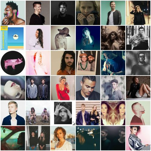 Artists to Watch in 2015
