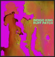 Ruff Patch Indigo King