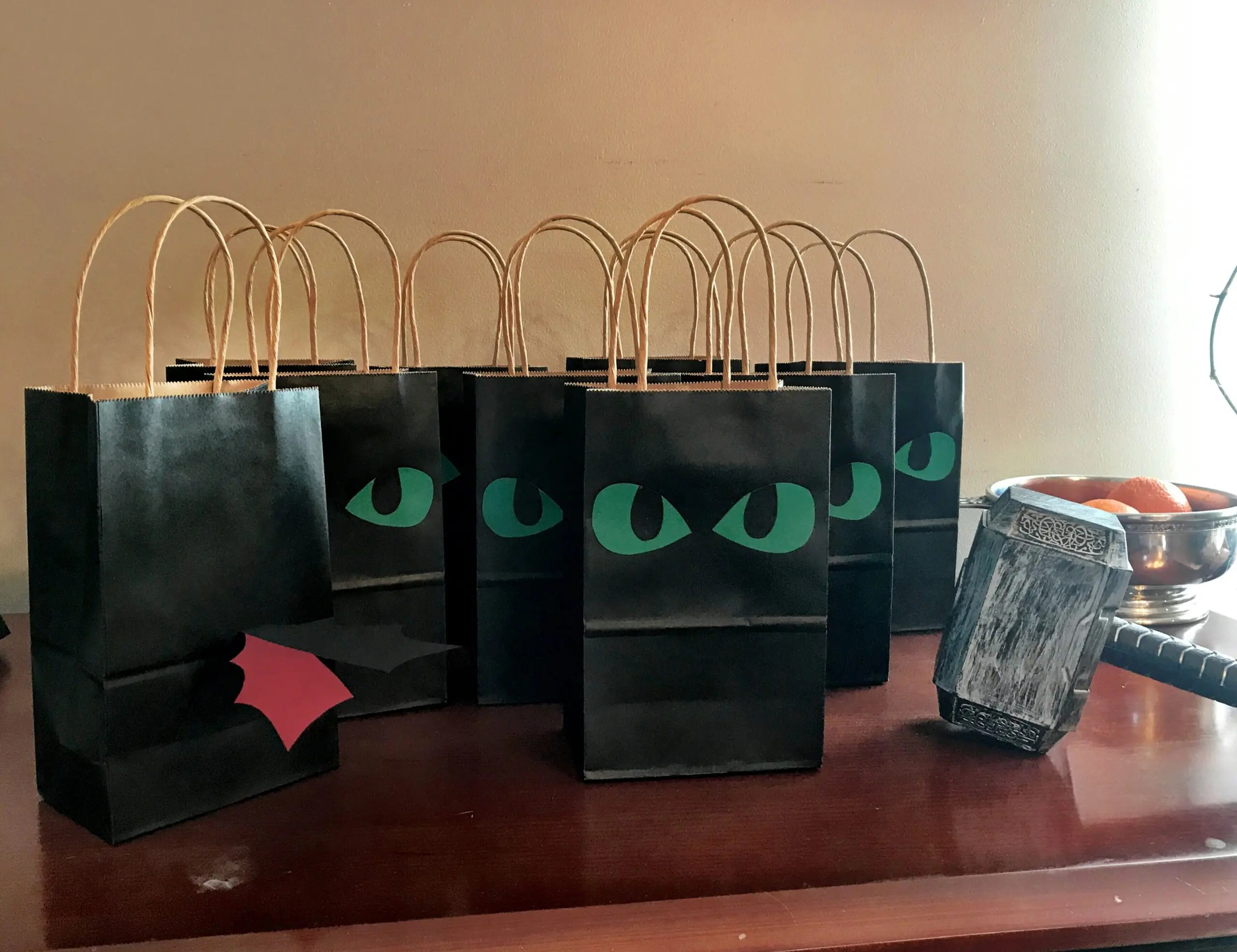 Toothless Goody Bags