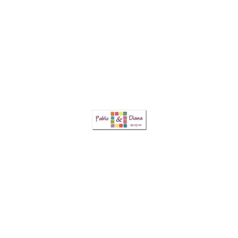 Etiqueta Adhesiva para cajetilla tabaco - B633112