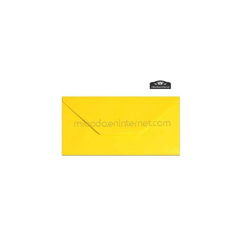 Sobre Americano Color Amarillo - SWAC36