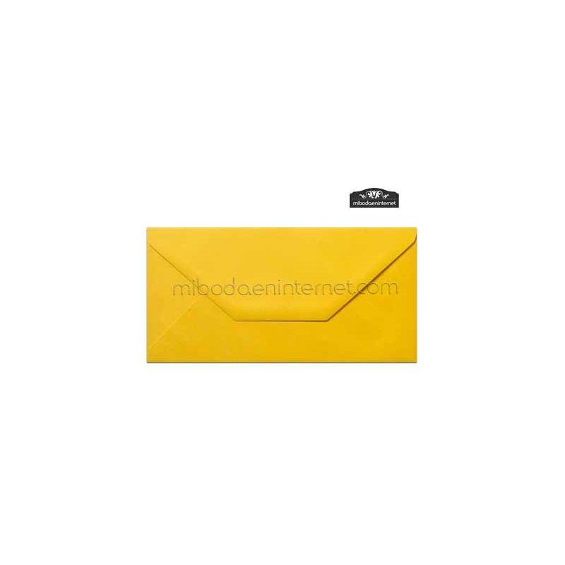 Sobre Americano Color Amarillo Huevo - SWAC34