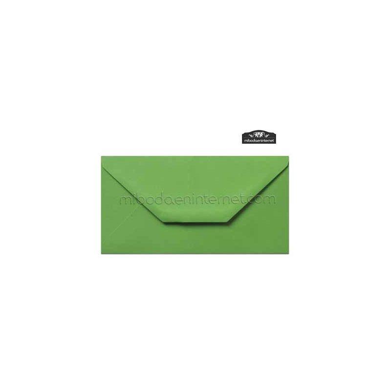 Sobre Americano Color Verde Hierba - SWAC19