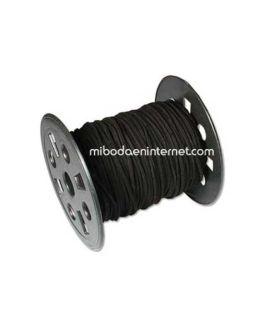Cinta Antelina Negro 3 mm