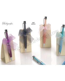 Bolígrafo Metal Perlitas