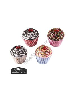 Cajita Tarrina de helado Cupcake
