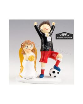 Novios Pop & Fun Futbol