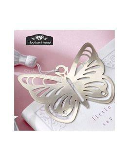 Punto de libro Mariposa