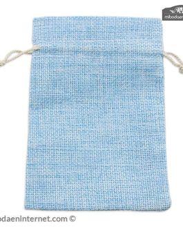 Bolsa Pita Azul Celeste