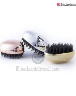 Cepillo Antienredo metalizado Oro / Plata / Oro Rosa