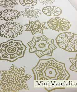 Mandala Mini Mandalas 1