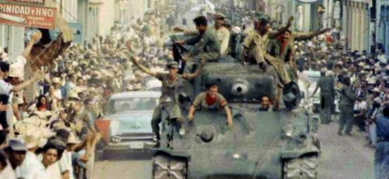 Κουβανική επανάσταση 62 ετών γκαλερί φωτογραφιών 1.