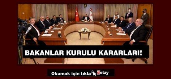 Οι αποφάσεις του Συμβουλίου Υπουργών έχουν ανακοινωθεί!