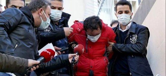 Συνελήφθη ο δολοφόνος του Aylin Sözer, Kemal Ayyıldız