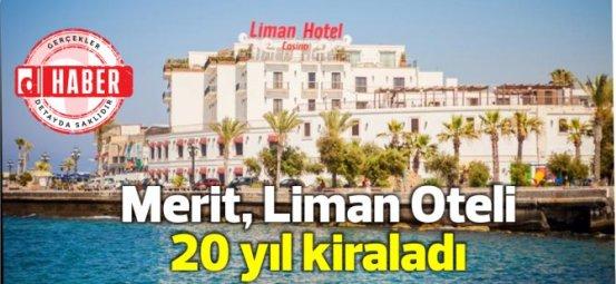 """Θα λειτουργεί το Liman Hotel and Casino για 20 χρόνια """"Merit"""""""