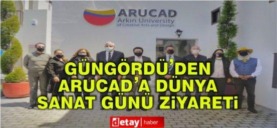 Επίσκεψη στο ARUCAD από το Güngördü