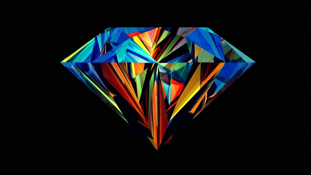 abstract-colored-diamond