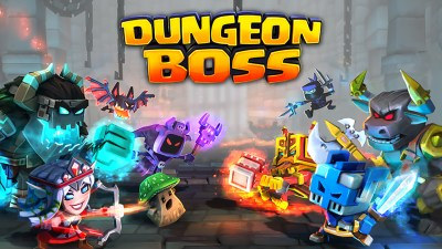 Dungeon Boss: Be a boss! (review)