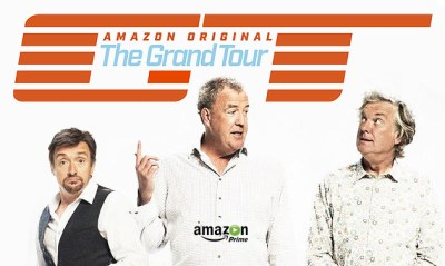Amazon has the best car TV show ever with The Grand Tour