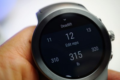 LG Watch Sport: Massive size and poor battery life ruin a great concept