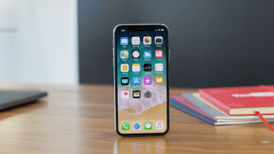 Good news: iPhone X shipping times are now shorter